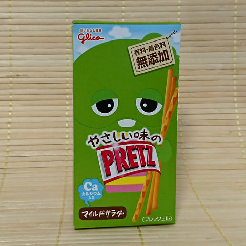 Pretz - Mild Salad Mini 'Gachapin' Pack