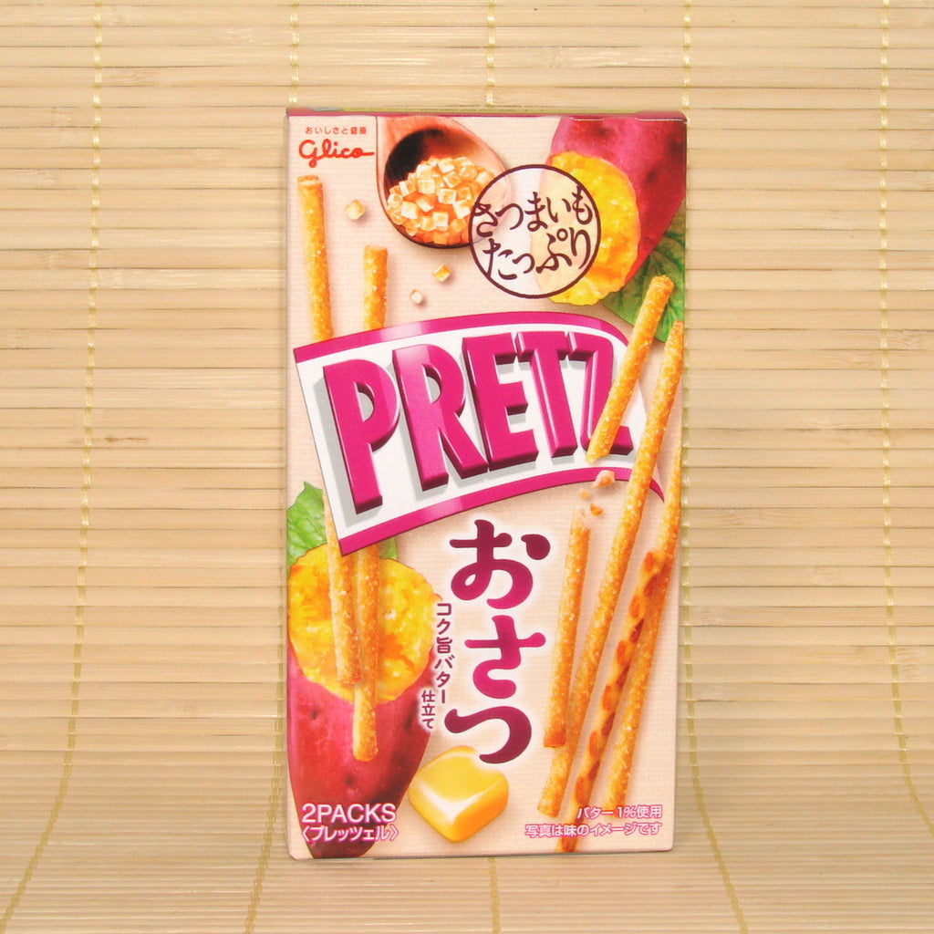 Pretz - Sweet Potato (Osatsu)