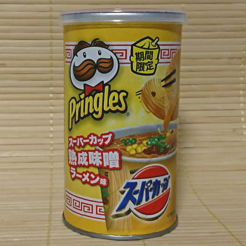 Pringles - Aged Miso Ramen (Stout Can)