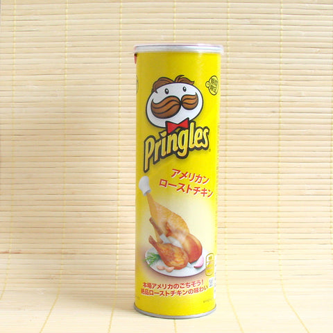 Pringles - American Roast Chicken