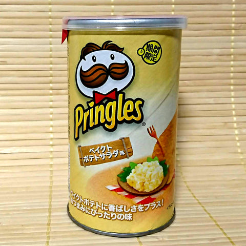 Pringles - Baked Potato Salad (Stout Can)