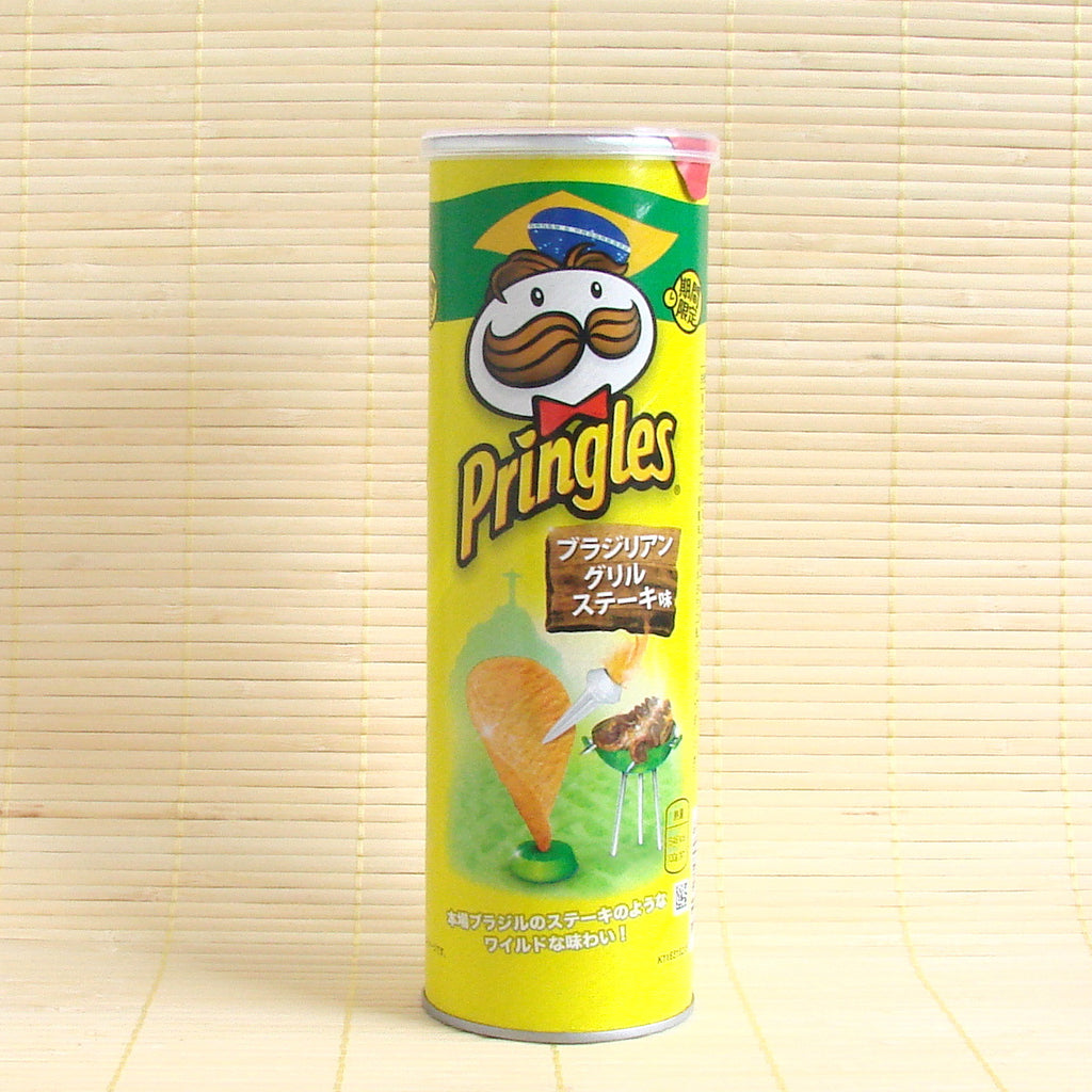 Pringles - Brazilian Grilled Steak