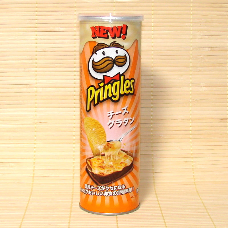 Sold Out Pringles Cheese Gratin Tall Can