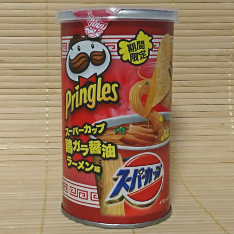 Pringles - Chicken Soy Sauce Ramen (Stout Can)