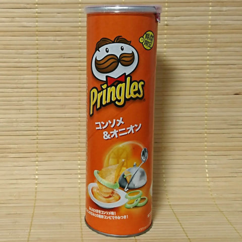 Pringles - Consomme Onion TALL Can