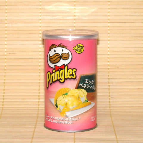 Pringles - Eggs Benedict STOUT Can