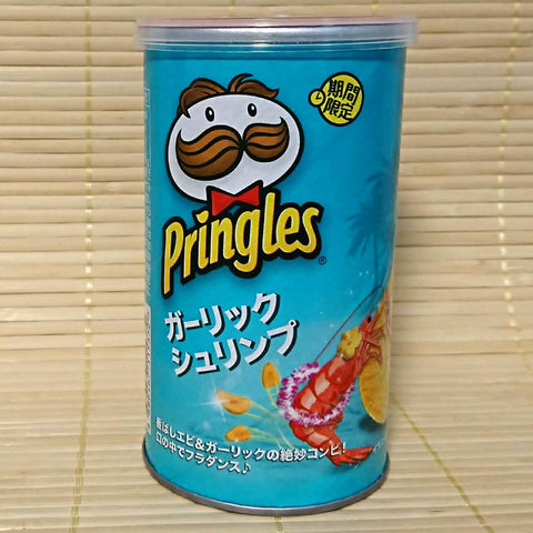 Pringles - Garlic Shrimp (Stout Can)