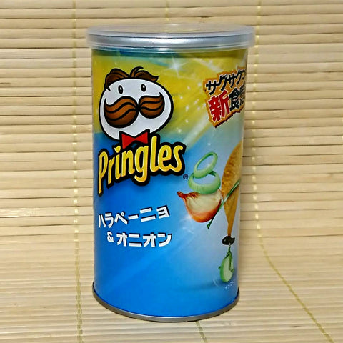 Pringles - Jalapeno & Onion STOUT Can