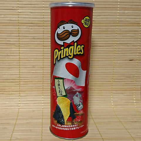 Pringles - Japan Light Salt (Tall Can)