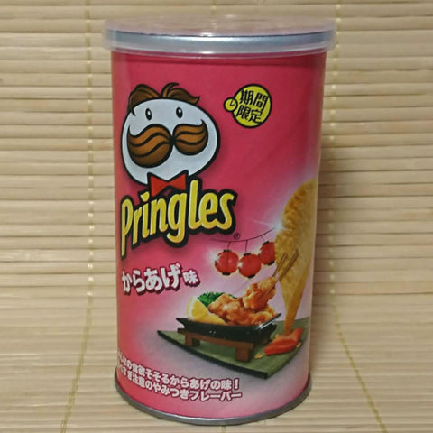 Pringles - Kara-Age Chicken (Stout Can)