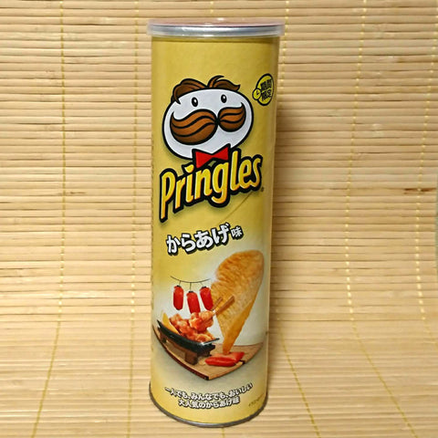 Pringles - Karaage Fried Chicken TALL Can