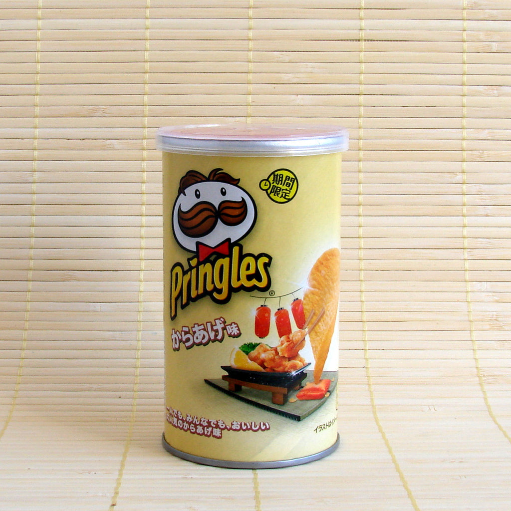 Pringles - Karaage Fried Chicken Stout Can