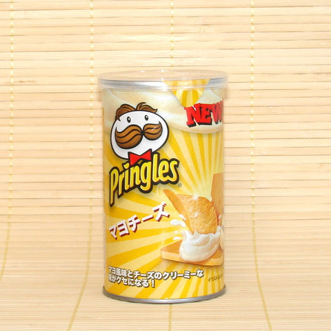 Pringles - Mayonnaise Cheese STOUT Can