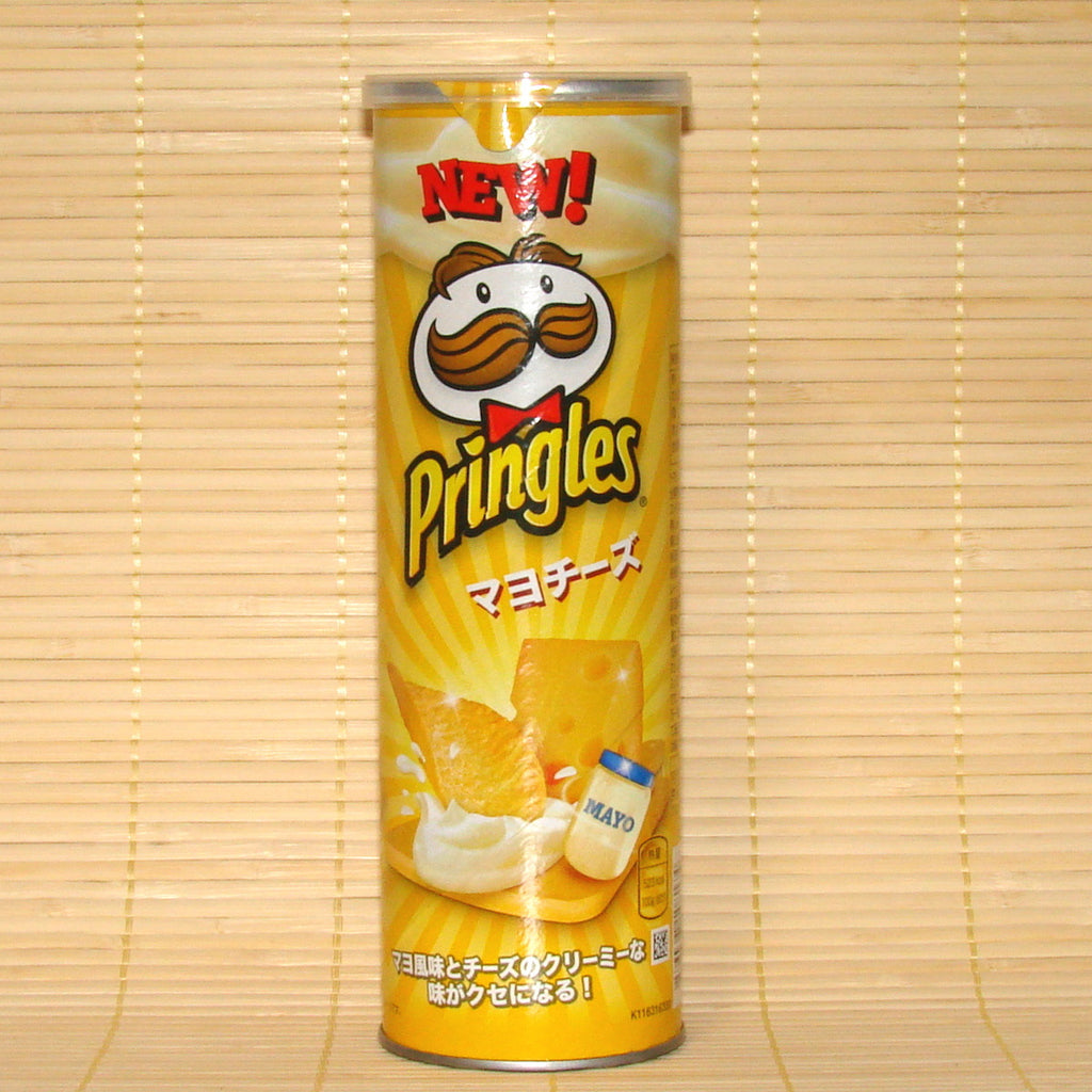 Pringles - Mayonnaise Cheese