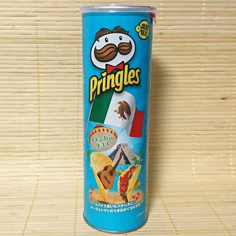 Pringles - Mexican Tacos (Tall Can)