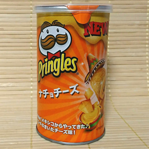 Pringles - Nacho Cheese (Stout Can)