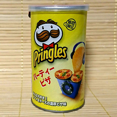 Pringles - Party Pizza (Stout Can)