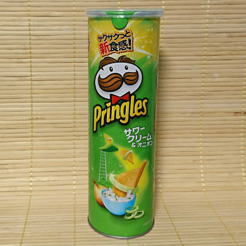 Pringles - Sour Cream & Onion