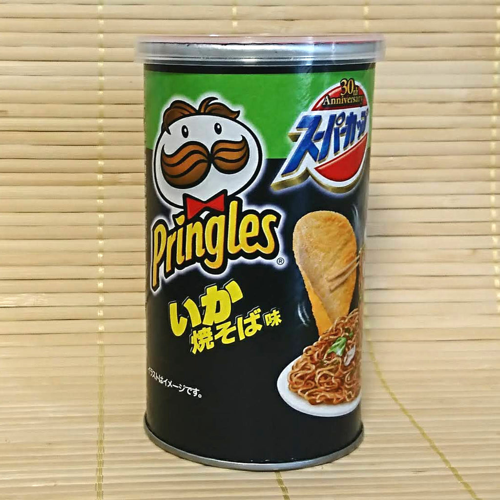 Pringles - Squid Yakisoba (Stout Can)