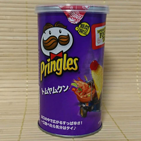 Pringles - Tom Yum Spicy Shrimp Soup (Short Can)