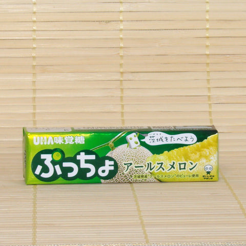 Puccho Soft Candy Chews - Arusu Melon