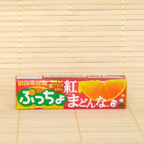 Puccho Soft Candy Chews - Beni Madonna Orange