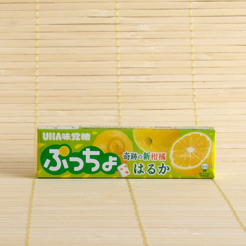 Puccho Soft Candy Chews - Ehime Haruka Citrus