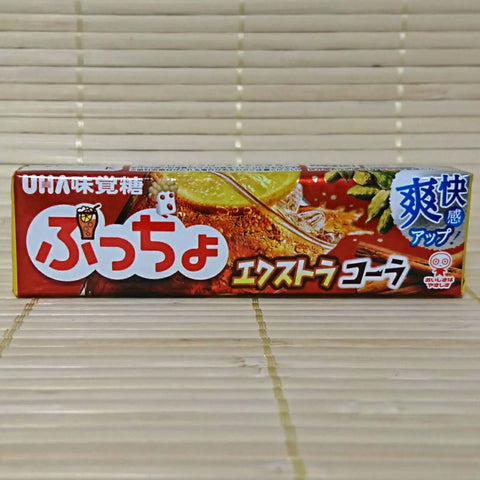 Puccho Soft Candy Chews - EXTRA Cola