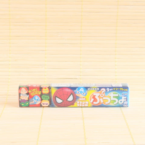 Puccho Soft Candy - Red Cola & Marvel Tsum Tsum Toy