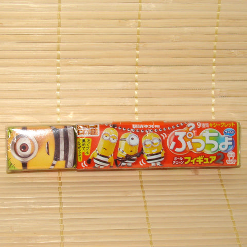 Puccho Soft Candy - Lemon Soda & Minions Figure (Series 2)