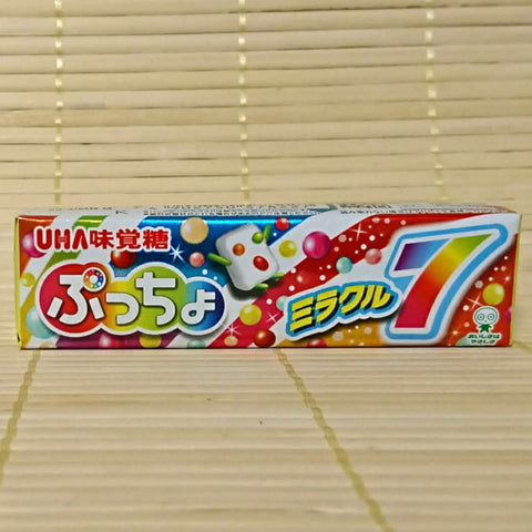 Puccho Soft Candy Chews - Miracle (7 Fruit & Soda)