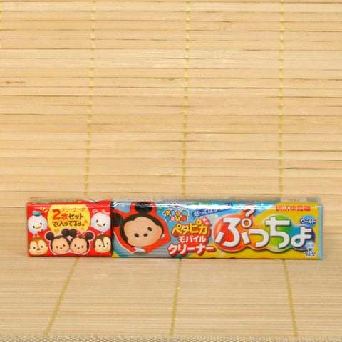 Puccho Soft Candy - Mixed Fruit & Disney Tsum Tsum Cleaner