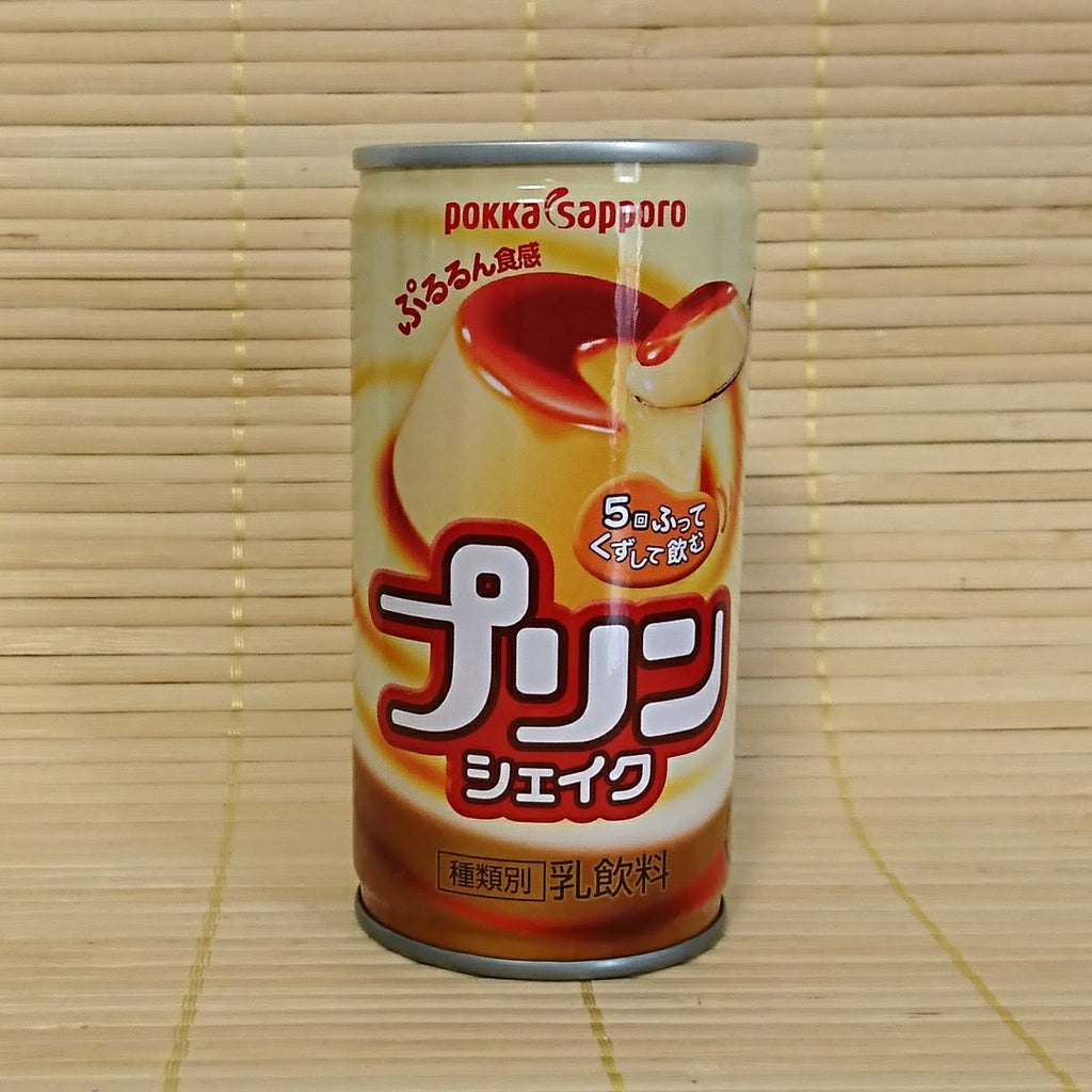 Caramel Pudding Shake - Canned Drink
