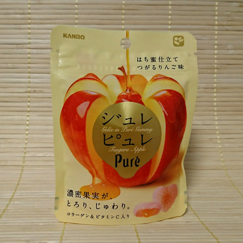 Puré Gummy Deluxe Candy - Apple Honey Jelly
