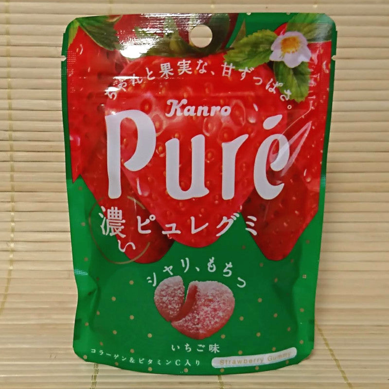 Puré Gummy Candy - Strawberry