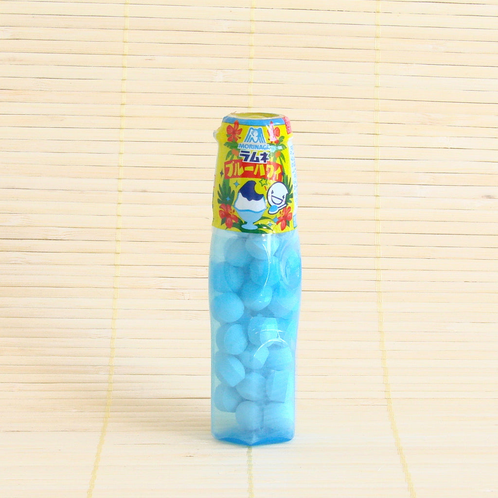 Ramune Candy Pellets - Tropical Blue Hawaii