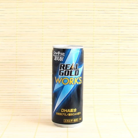 Real Gold Works - Energy Soda