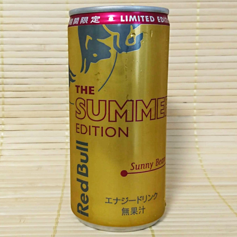 Red Bull Energy Soda - Sunny Beam