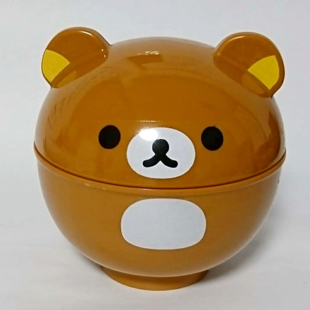 zz-- Rilakkuma - Bowl with Lid --zz