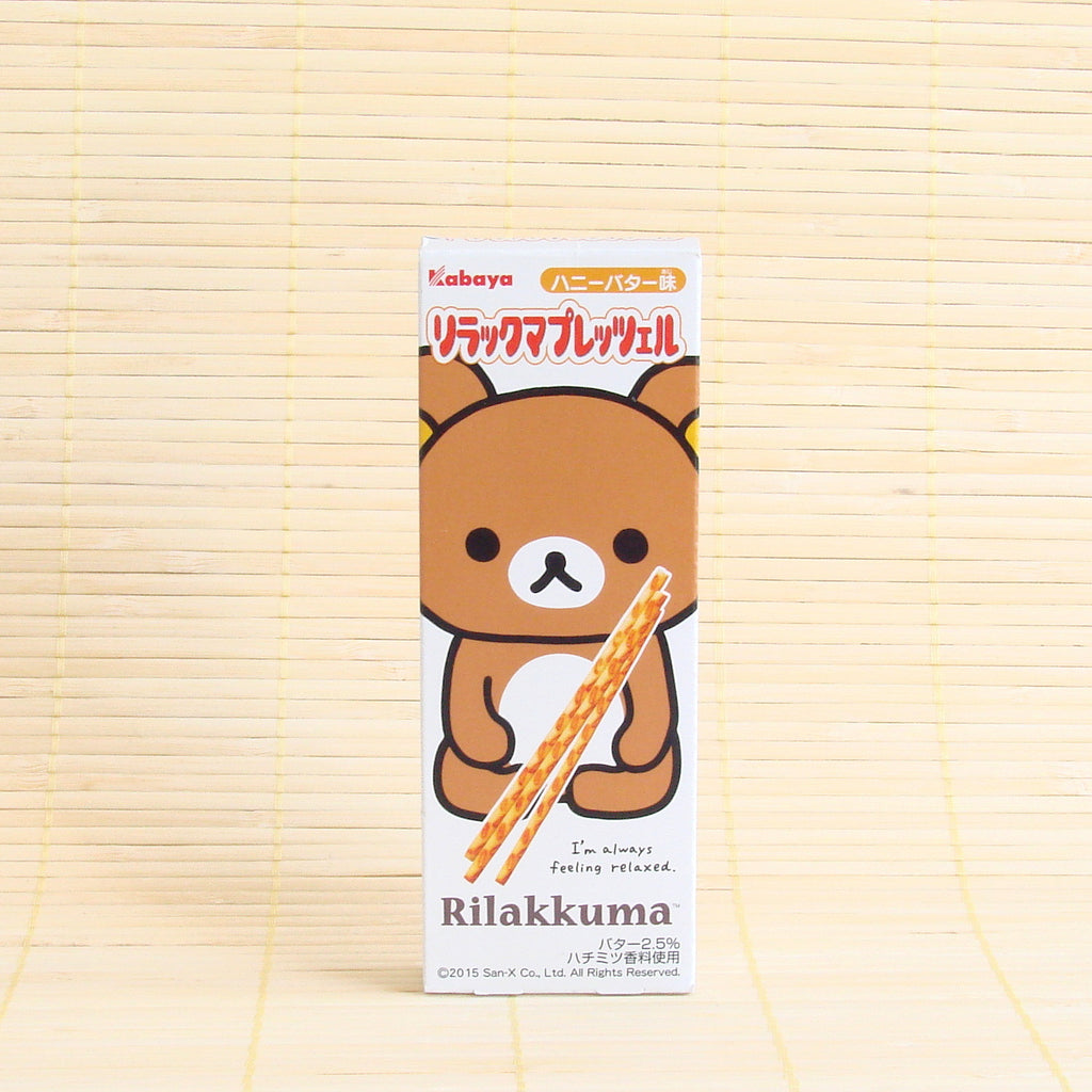 Rilakkuma - Honey Butter Pretzel Sticks