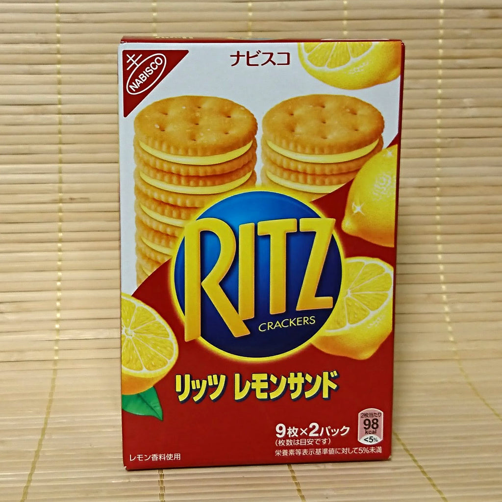 Ritz Crackers - Lemon Cream Filled