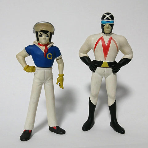 zz-- Speed Racer - Retro Mini Figures --zz