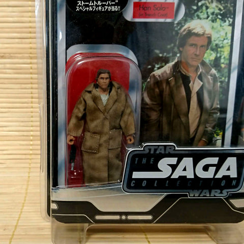 zz-- Star Wars: The Saga Collection - Han Solo --zz