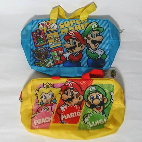 zz-- Super Mario - Bag (Lot of 2) --zz