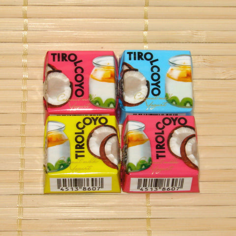 Tirol Chocolate - Coconut Yogurt (4 mini pieces)
