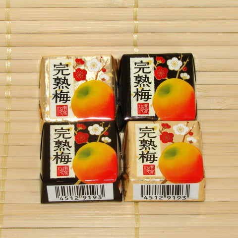 Tirol Chocolate - Ripe Japanese Plum (4 mini pieces)