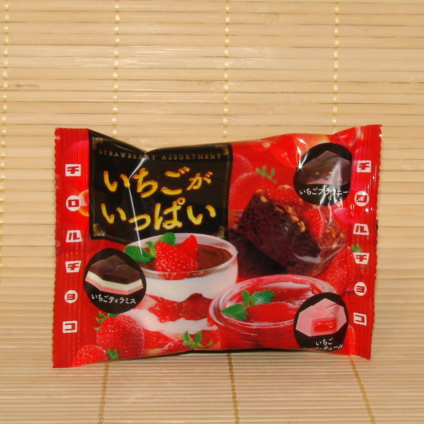 "Tirol Chocolate - ""Ichigo Ippai"" Strawberry Assortment"