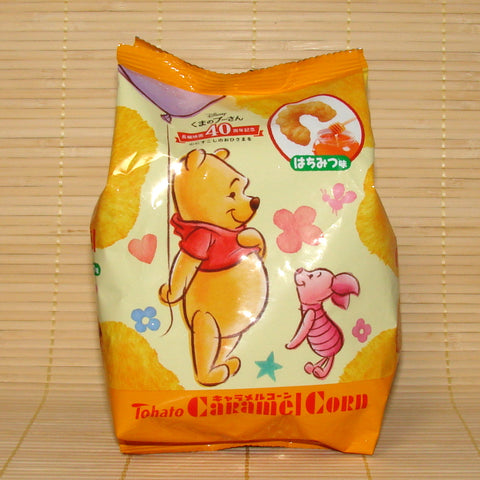 Tohato Caramel Corn - Honey (Disney Version)