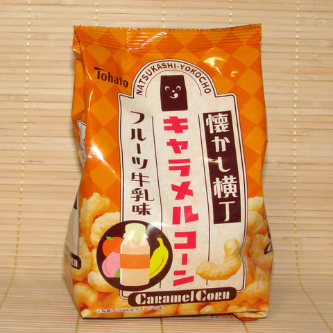 Tohato Caramel Corn - Fruity Condensed Milk
