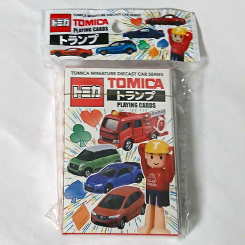 zz-- Tomica Diecast Cars - Playing Cards --zz